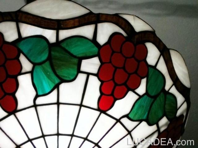 lampadario uva
