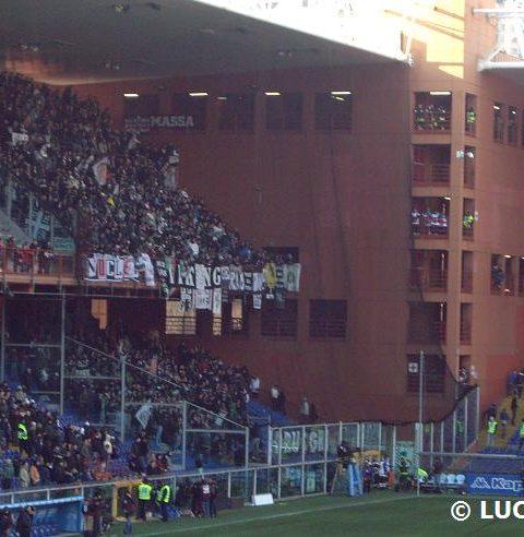 Sampdoria-Juventus 2010/2011