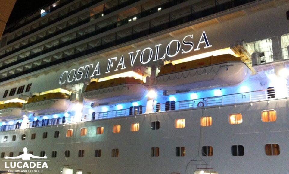 Ciao Costa Favolosa