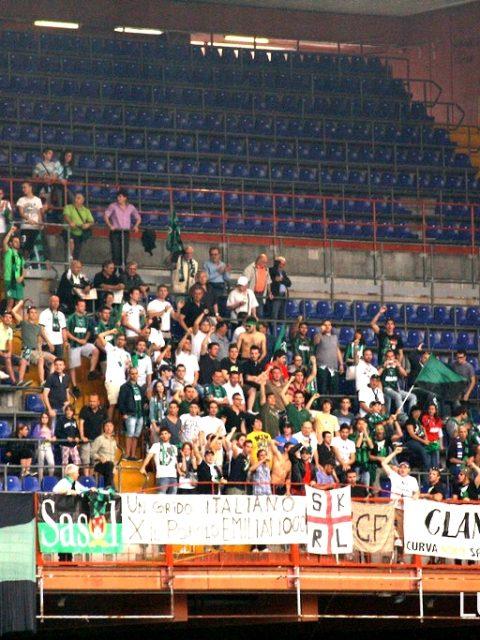 Sampdoria-Sassuolo 2011/2012