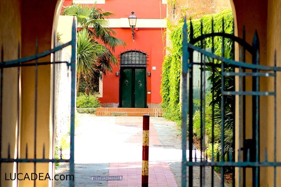 ingresso convento annunziata