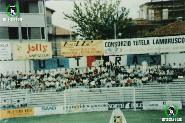 Reggiana-Sampdoria 1986/1987 coppa Italia
