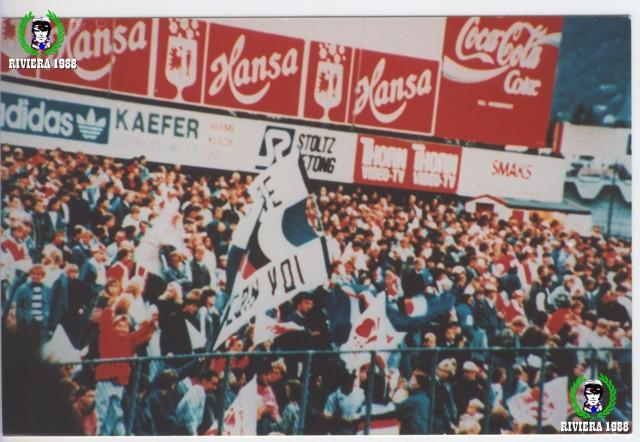 Bergen-Sampdoria 1989/1990