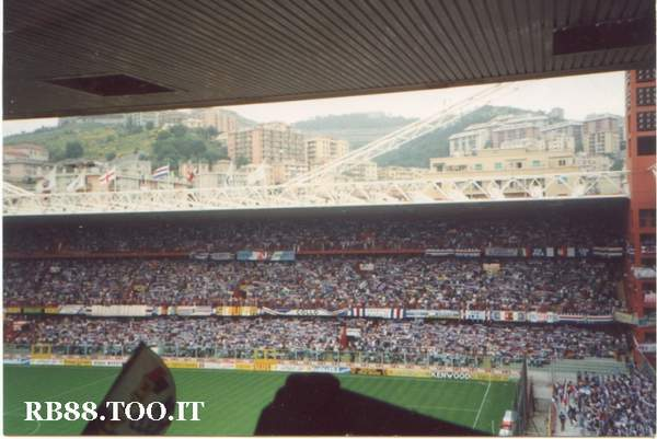 Sampdoria-Roma 1990/1991 coppa Italia