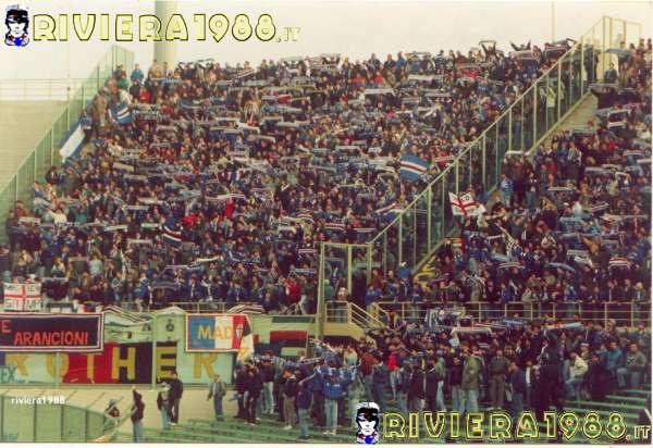 Fiorentina-Sampdoria 1991/1992