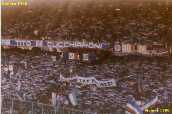 Sampdoria-Milan 1991/1992