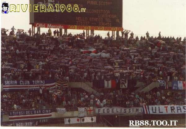 Torino-Sampdoria 1988/1989