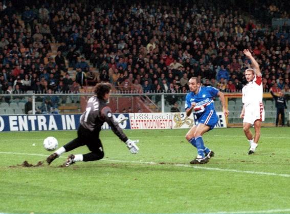 Sampdoria-Genoa 2000/2001
