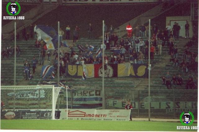 Ancona-Sampdoria 2000/2001