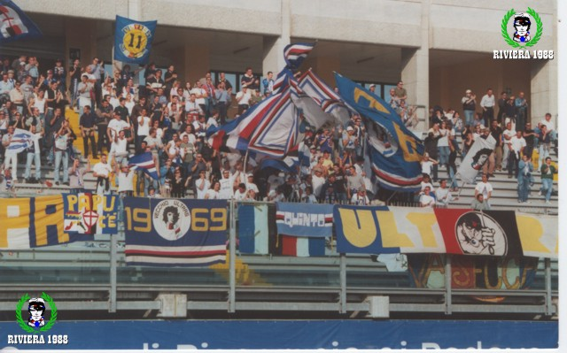 Cittadella-Sampdoria 2000/2001