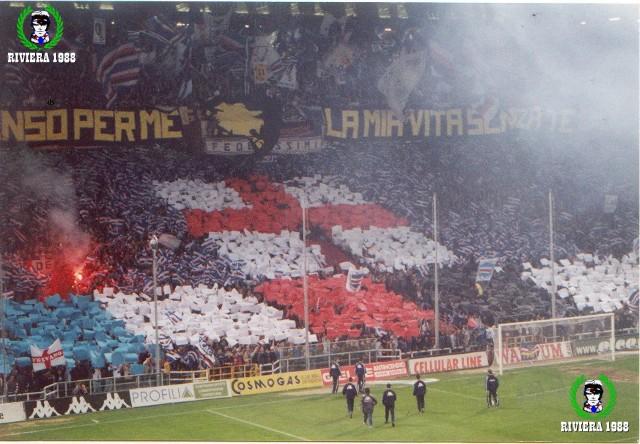 Genoa-Sampdoria 2000/2001