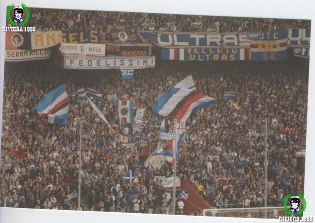 Sampdoria-Cagliari 2000/2001
