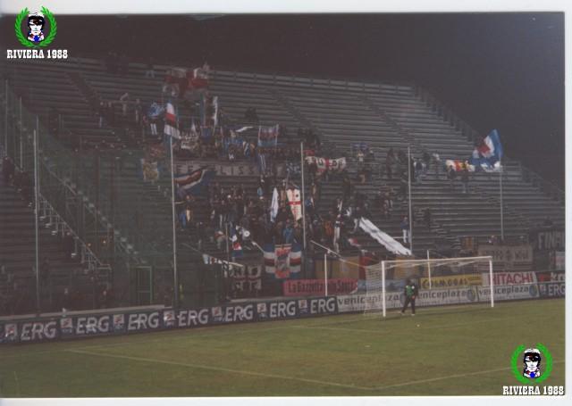 Venezia-Sampdoria 2000/2001