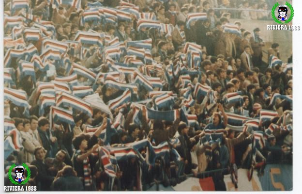 Juventus-Sampdoria 1976/1977