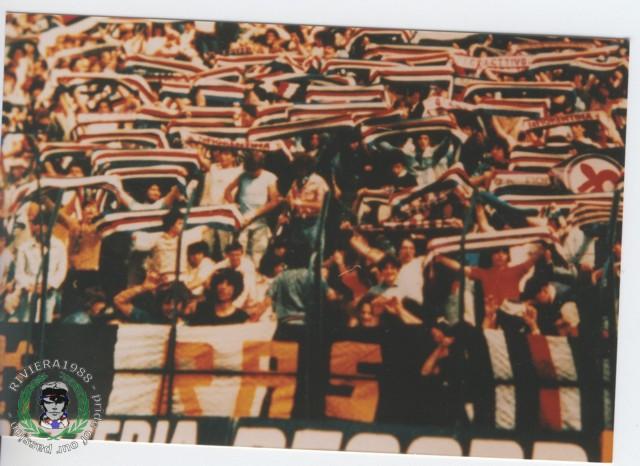 Pistoiese-Sampdoria 1981/1982