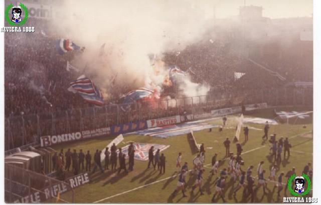 Sampdoria-Inter 1981/1982