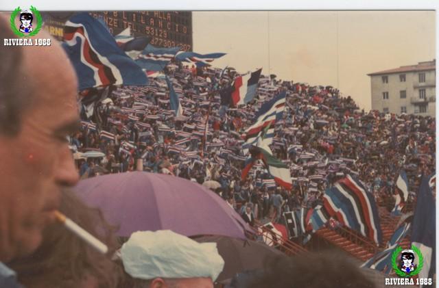 Fiorentina-Sampdoria 1982/1983