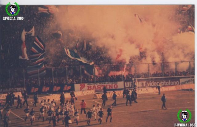 Sampdoria-Inter 1982/1983