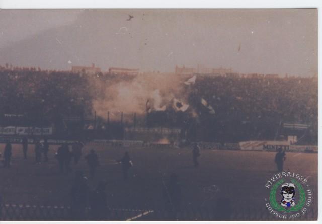 Atalanta-Sampdoria 1985/1986