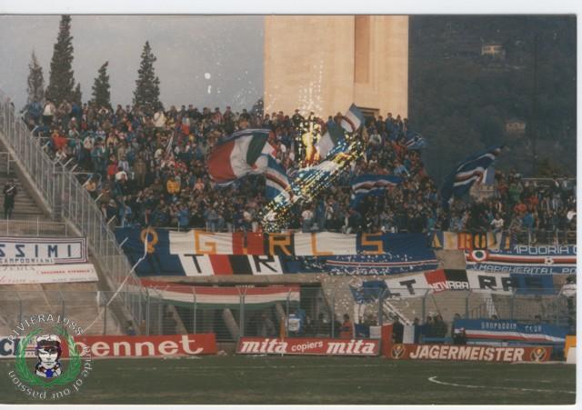 Como-Sampdoria 1985/1986