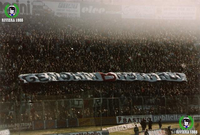 Sampdoria-Torino 1985/1986