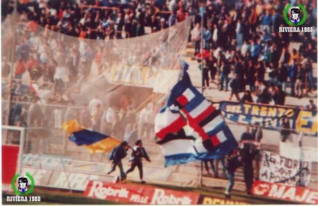 Samdporia-Verona 1985/1986