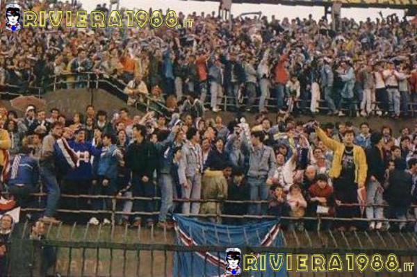 Torino-Sampdoria 1987/1988 coppa Italia