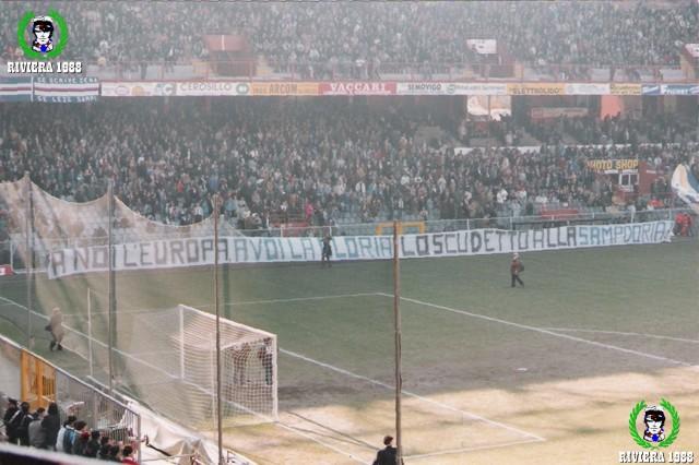 Sampdoria-Parma 1990/1991