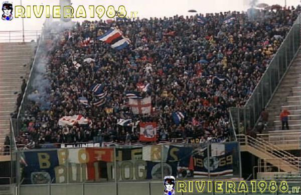 Fiorentina-Sampdoria 1992/1993