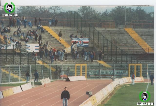 Pescara-Sampdoria 1992/1993