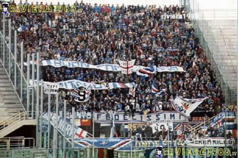 Fiorentina-Sampdoria 1994/1995