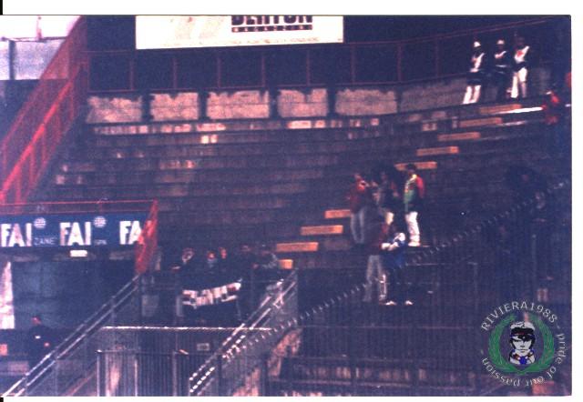 Vicenza-Sampdoria 1994/1995, coppa Italia