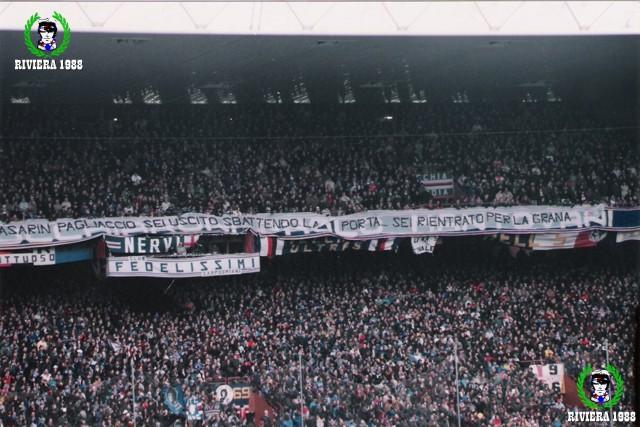 Sampdoria-Torino 1995/1996