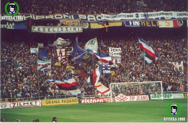 Sampdoria-Verona 1996/1997