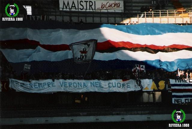 Verona-Sampdoria 1996/1997
