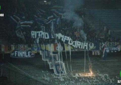 Sampdoria-Juventus 1997-1998
