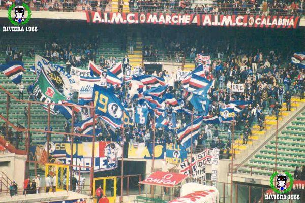 Milan-Sampdoria 1997/1998