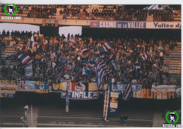 Juventus-Sampdoria 1998/1999