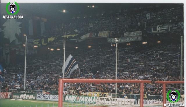 Sampdoria-Genoa 2001/2002