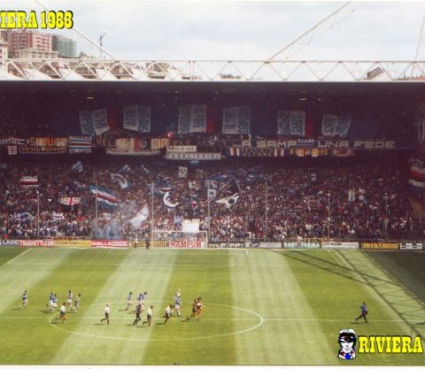 Sampdoria-Messina 2001/2002