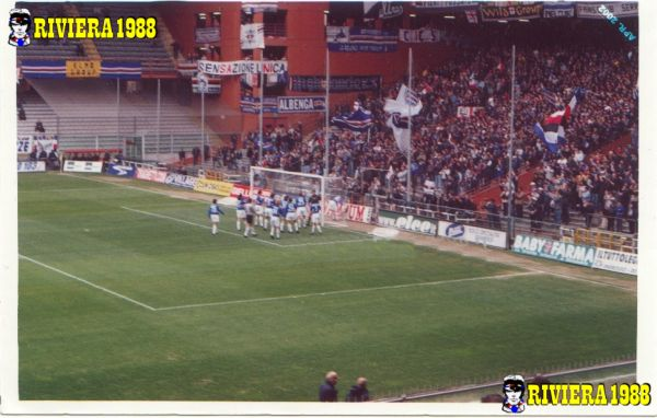 Sampdoria-Napoli 2001/2002