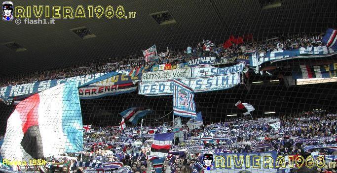 Sampdoria-Ancona 2002/2003