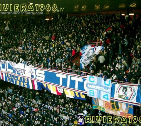 Sampdoria-Ascoli 2002/2003