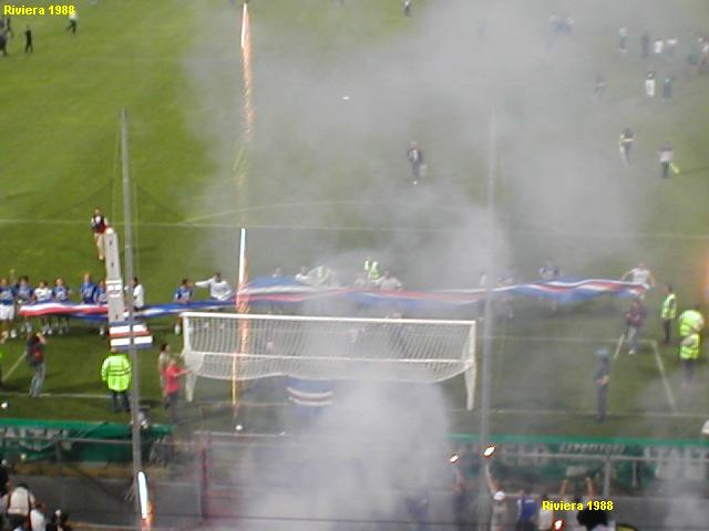 Sampdoria-Messina 2002/2003