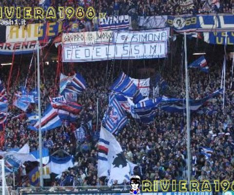 Sampdoria-Palermo 2002/2003