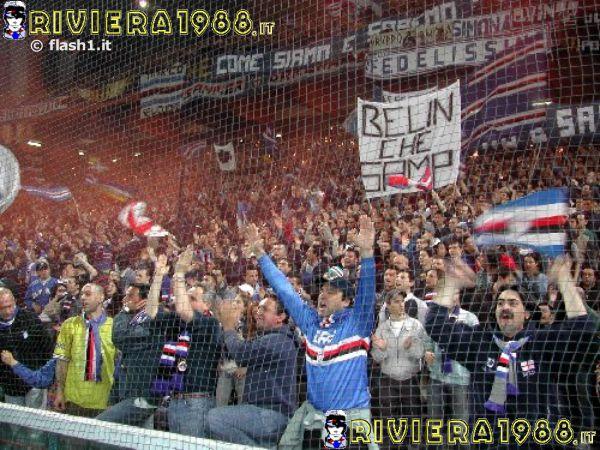 Sampdoria-Siena 2002/2003