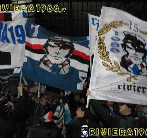 Triestina-Sampdoria 2002/2003