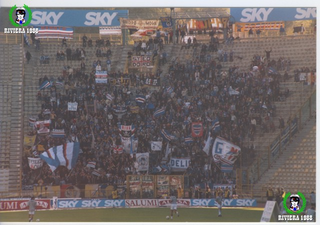 Bologna-Sampdoria 2003/2004