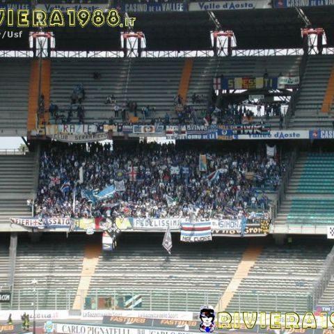 Juventus-Sampdoria 2003/2004