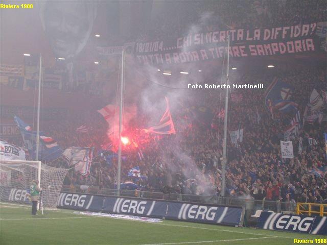 Sampdoria-Reggina 2003/2004